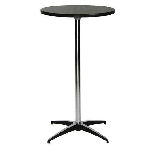 "24"" Round Bar Pedestal Table"