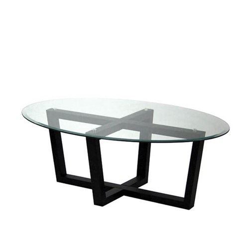 "50"" Monza Oval Cocktail Table"