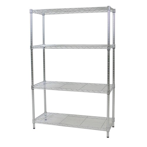"54"" Metal Shelving"