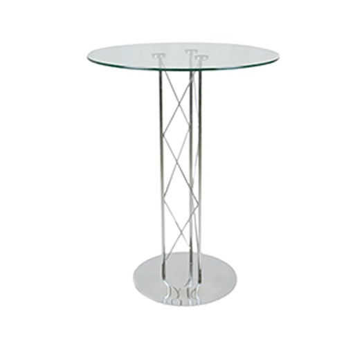 "32"" Trave Bar Table"