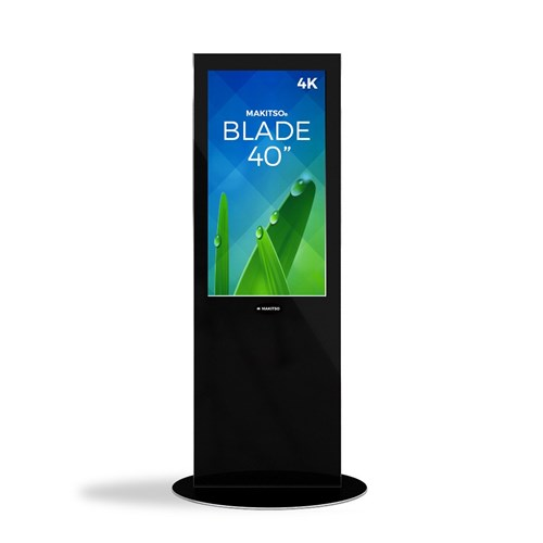 "40"" Upright Interactive Touchscreen"