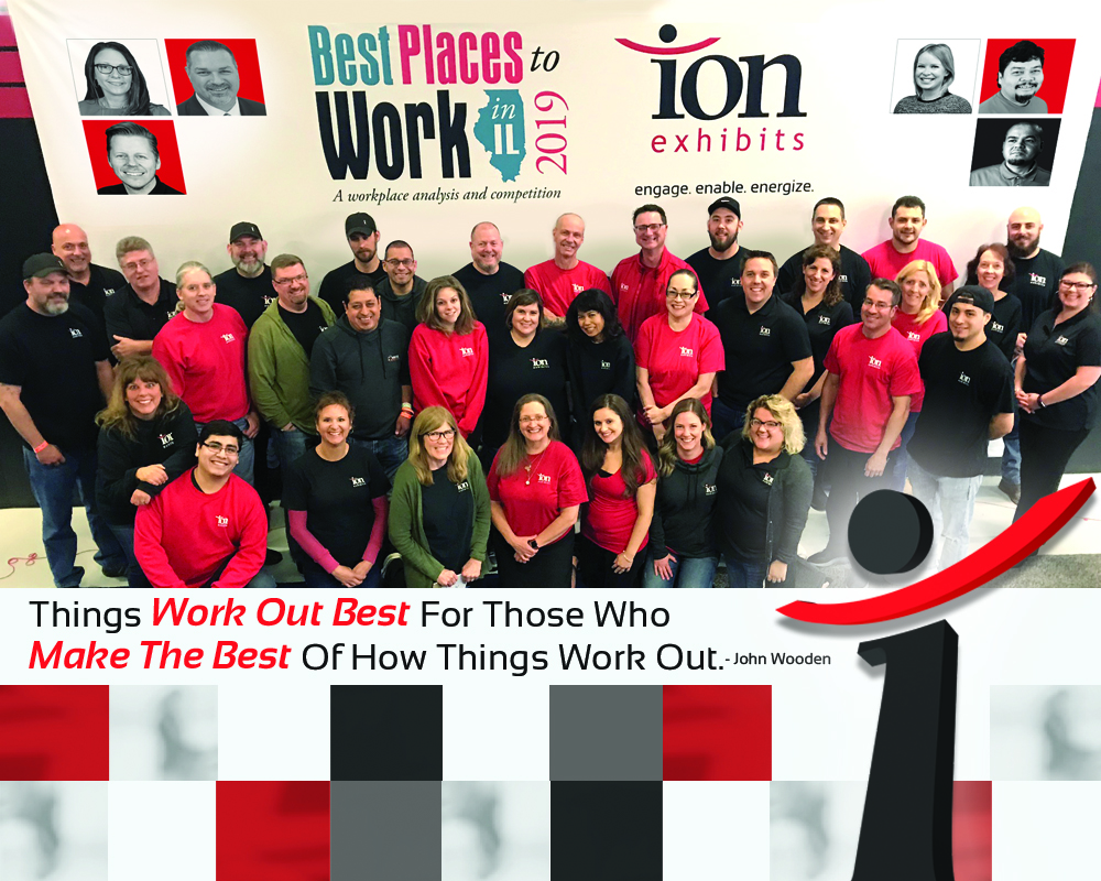 Best Places to Work - Ion Exhibits