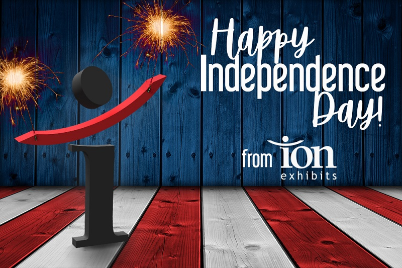 Happy 4th of July - Ion Exhibits