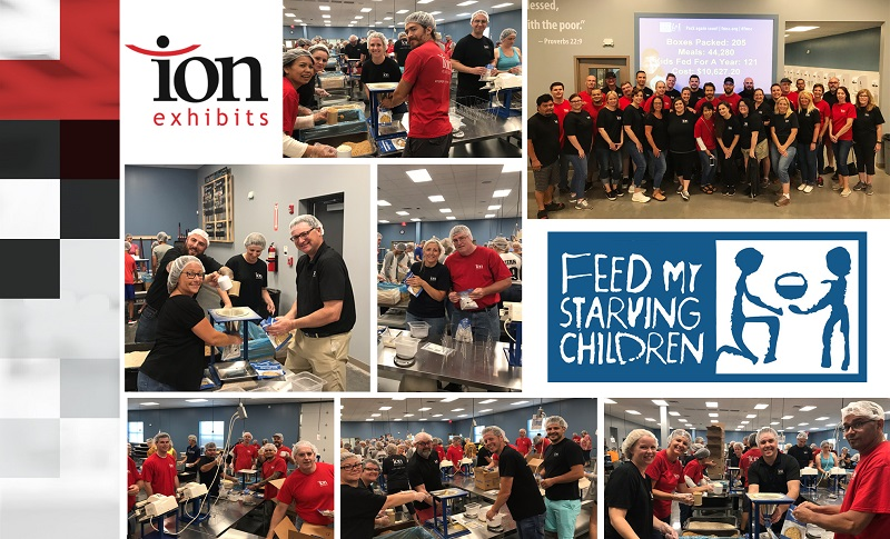 Feed My Starving Children - Ion Exhibits