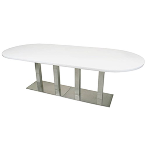 "96"" Oval Conference Table"