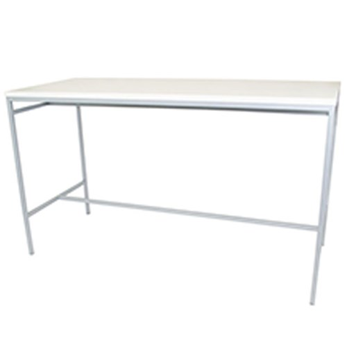 "72"" Edge Communal Bar Table With Power"